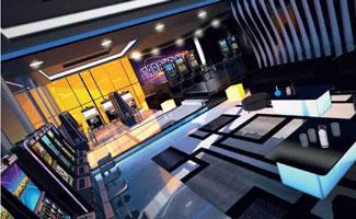 Virtual Reality Oculus Casino Lobby
